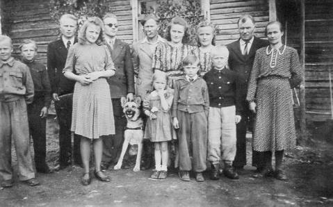 Anttilan perhe